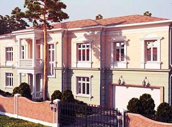 Коттеджный поселок Медведево